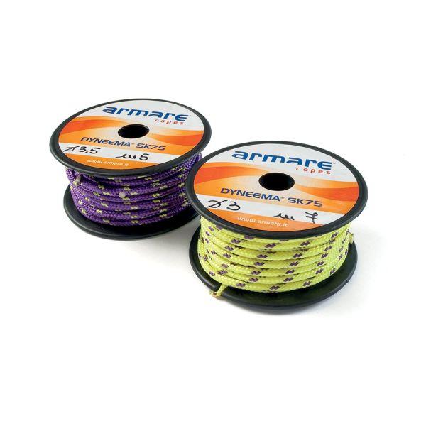 Dyneema® / PET Minirolls - Dyneema® SK75